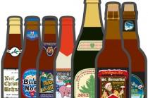 冬季限定・クリスマスビール 2012-13